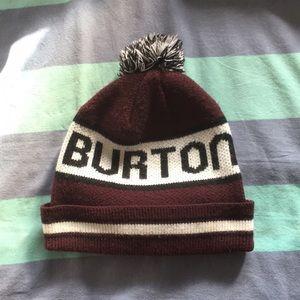 Burton winter hat